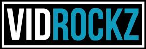 Vidrockz Logo Dark groß